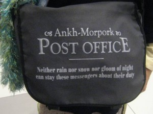 Ankh-Morpork Post Office Bag