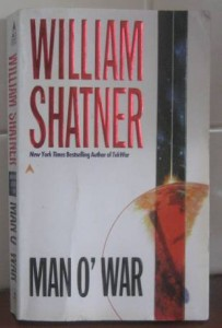 Man O' War - William Shatner