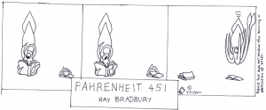 Squid Ink meets Ray Bradbury