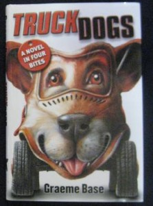 TruckDogs by Graeme Base