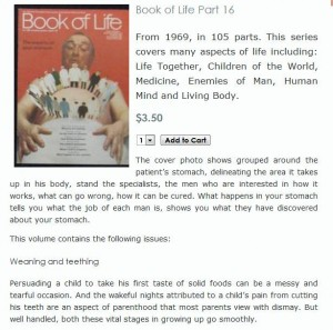 Book of Life Part 16 with more information
