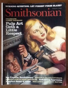 Smithsonian Magazine August 2003