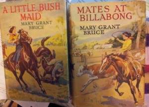 A Little Bush Maid and Mates at Billabong by Mary Grant Bruce