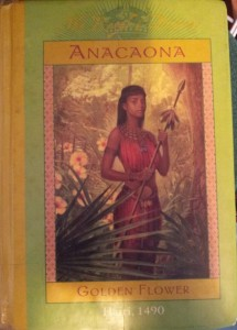 Anacaona, Golden Flower, Haiti, 1490 by Edwidge Danticat
