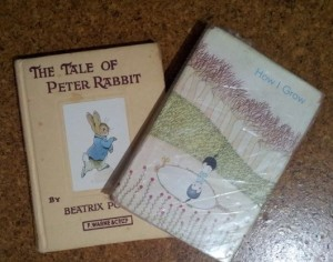 Peter Rabbit and How I Grow