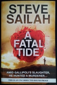 A Fatal Tide by Steve Sailah