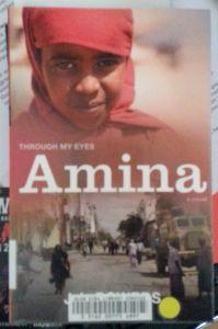 Through My Eyes: Amina by J L Powers