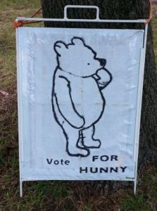 Vote for Hunny