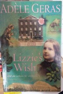 Lizzie's Wish by Adele Geras
