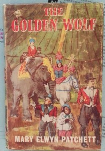 The Golden Wolf by Mary Elwyn Patchett