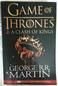 Game of Thrones 2: A Clash of Kings by George R. R. Martin