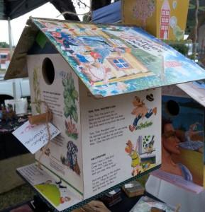 Mother Goose Birdhouse