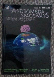 Andromeda Spaceways Inflight Magazine 45