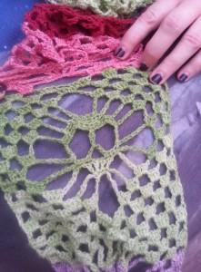 Death in crochet