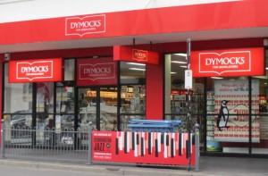 Dymocks Prahran wide