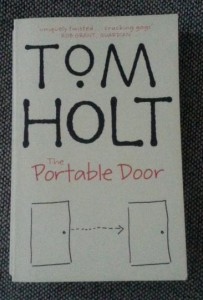 Portable Door by Tom Holt