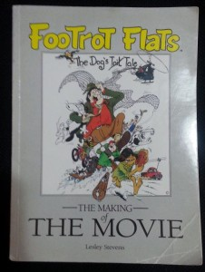 Footrot Flats The Dog's Tail Tale: The Making of the Movie - Lesley Stevens