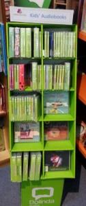 Kids audiobooks Fairfield Books