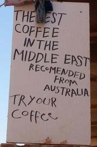 Loved the entrepreneurship of this sign