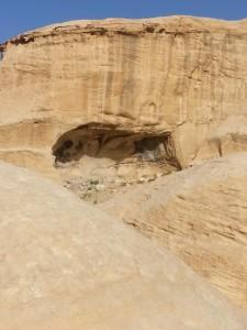 Niche in Petra