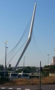 Bridge in Jerusalem