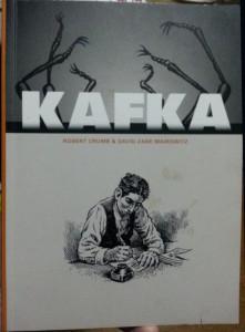 Kafka by Robert Crumb & David Zane Mairowitz