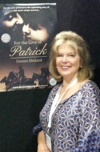 For the Love of Patrick by Doreen Slinkard