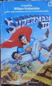 Superman III by William Kotzwinkle