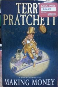 Making Money - Terry Pratchett