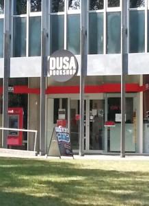 DUSA Bookshop
