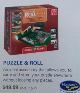 Puzzle & Roll