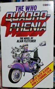 The Who Quadrophenia by Alan Fletcher