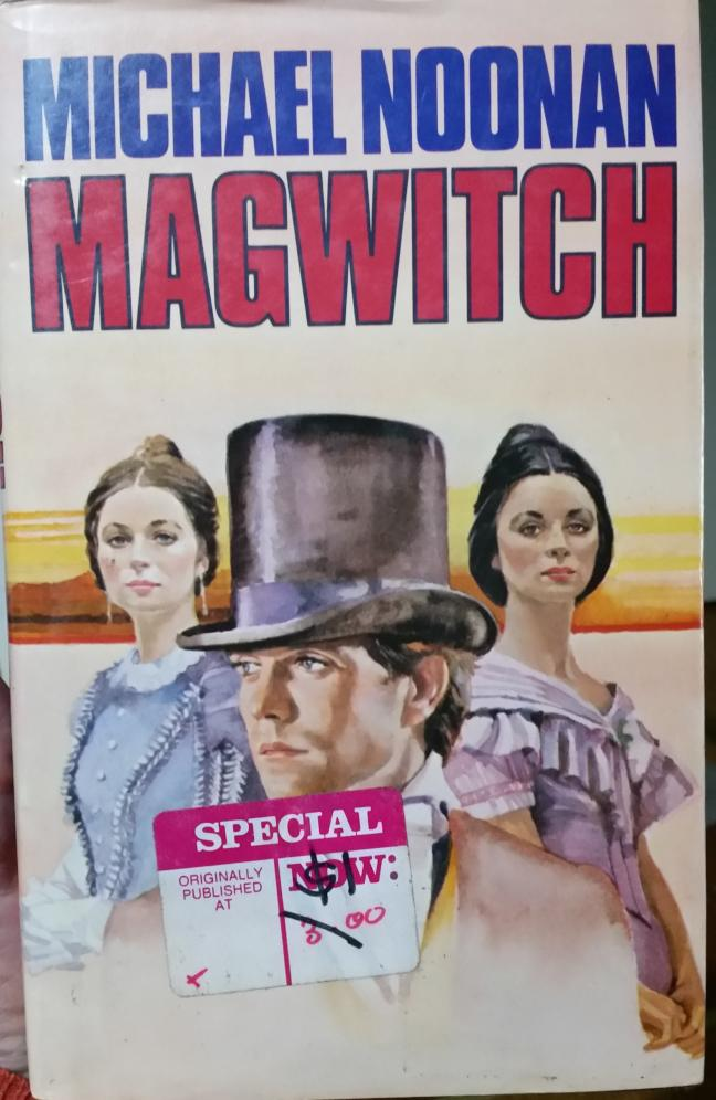 Magwitch – Michael Noonan