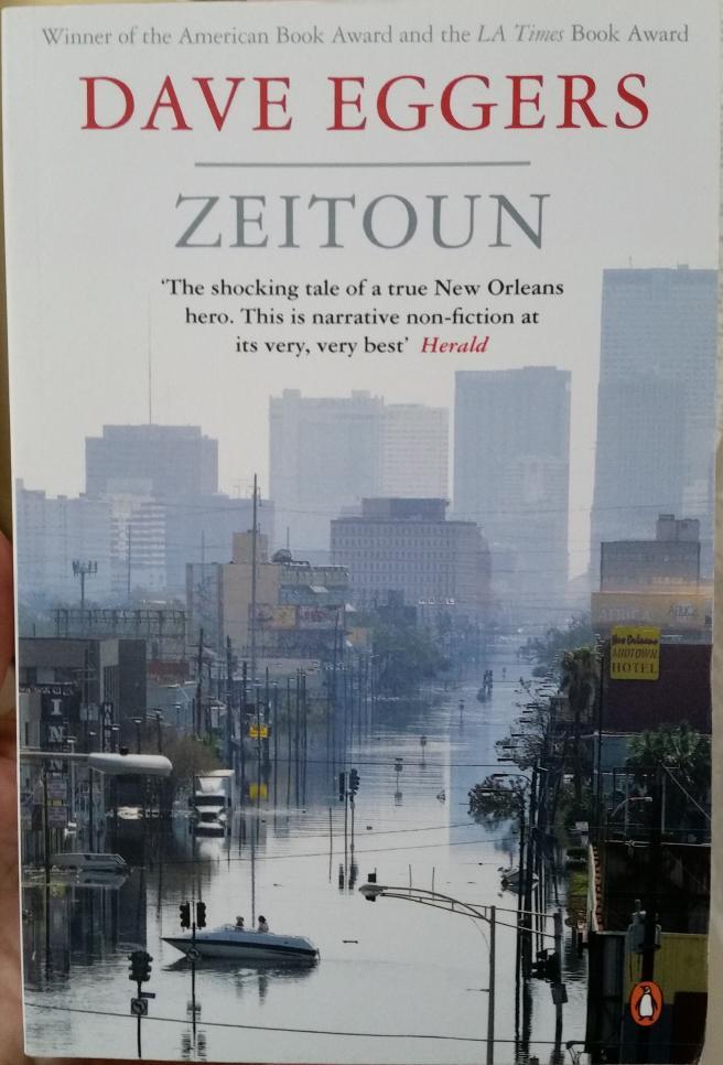 Zeitoun – Dave Eggers