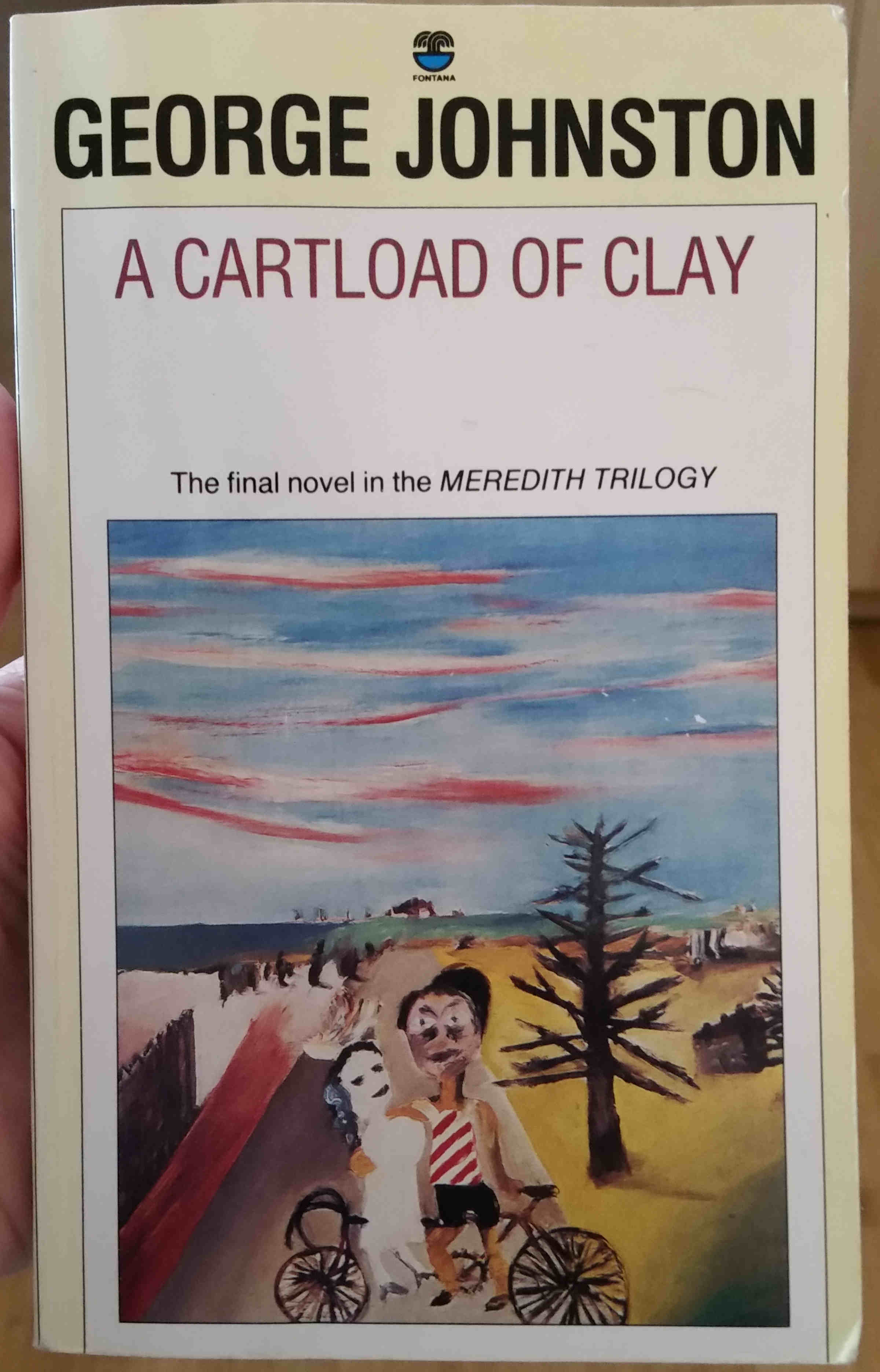 A Cartload of Clay – George Johnston