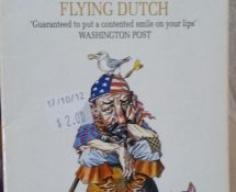 Flying Dutch – Tom Holt