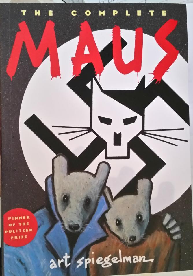 The Complete Maus – Art Spiegelman